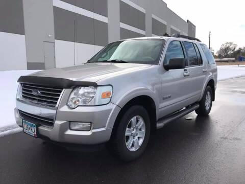 2007 Ford Explorer for sale at Angies Auto Sales LLC in Newport MN