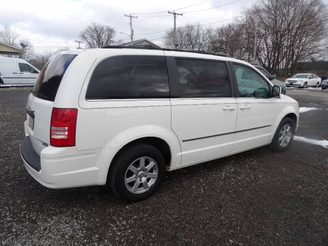 2010 Chrysler Town and Country for sale at English Autos in Grove City PA