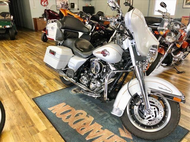 2007 Harley-Davidson FLHTCU for sale at Richardson Sales & Service in Highland IN