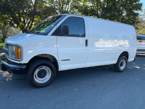2002 Chevrolet Express Cargo for sale at Bob's Motors in Washington DC