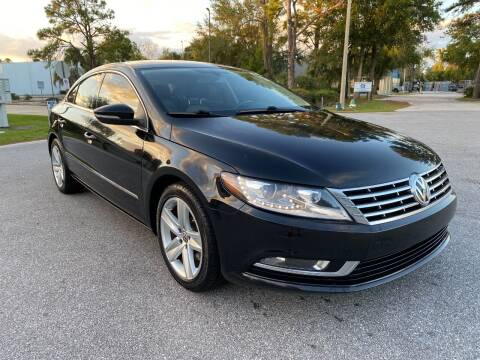 2013 Volkswagen CC for sale at Global Auto Exchange in Longwood FL