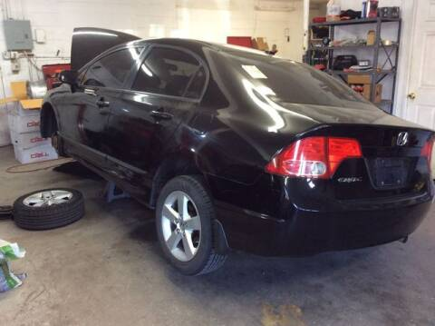 2008 Honda Civic for sale at Auto Brokers in Sheridan CO