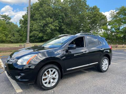 2012 Nissan Rogue for sale at Padula Auto Sales in Braintree MA
