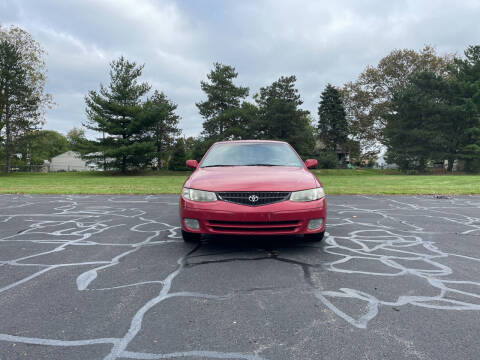 2000 Toyota Camry Solara for sale at KNS Autosales Inc in Bethlehem PA