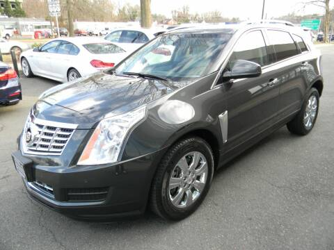 2015 Cadillac SRX for sale at Platinum Motorcars in Warrenton VA