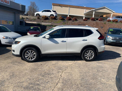 2017 Nissan Rogue for sale at State Line Motors in Bristol VA