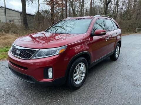 2014 Kia Sorento for sale at Speed Auto Mall in Greensboro NC