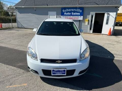 2011 Chevrolet Impala for sale at SCHERERVILLE AUTO SALES in Schererville IN
