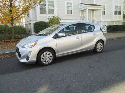 2016 Toyota Prius c for sale at Boston Auto Sales in Brighton MA
