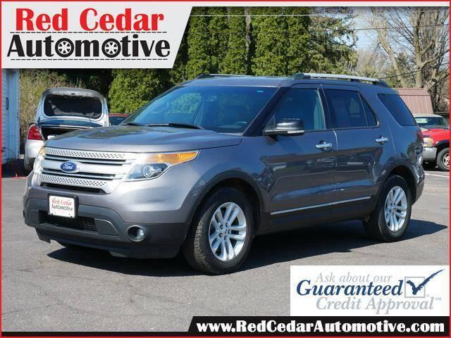 2014 Ford Explorer for sale at Red Cedar Automotive in Menomonie WI