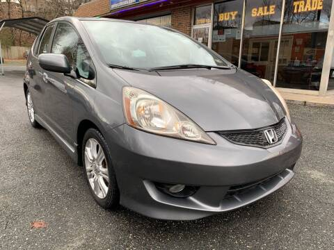 2011 Honda Fit for sale at D & M Discount Auto Sales in Stafford VA