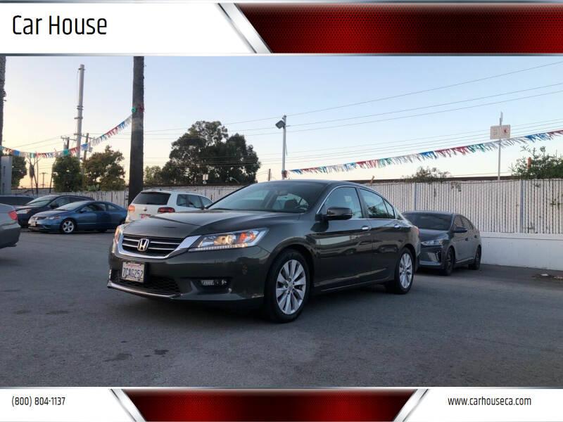 2014 Honda Accord for sale at Car House in San Mateo CA