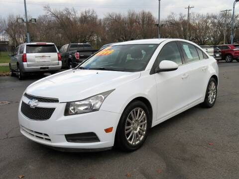 2014 Chevrolet Cruze for sale at Low Cost Cars North in Whitehall OH