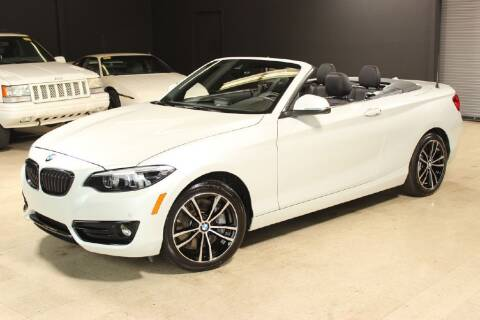 2021 BMW 2 Series for sale at AUTOLEGENDS in Stow OH