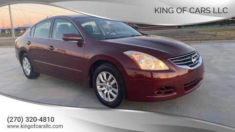 2011 Nissan Altima for sale at King of Cars LLC in Bowling Green KY