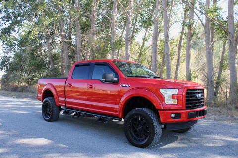 2015 Ford F-150 for sale at Northwest Premier Auto Sales in West Richland WA
