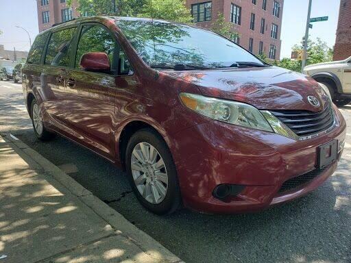 2012 Toyota Sienna for sale at Seewald Cars - Brooklyn in Brooklyn NY