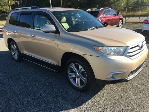 2011 Toyota Highlander for sale at Signal Imports INC in Spartanburg SC