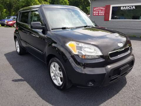 2011 Kia Soul for sale at Arcia Services LLC in Chittenango NY