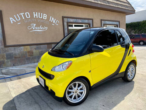 2008 Smart fortwo for sale at Auto Hub, Inc. in Anaheim CA
