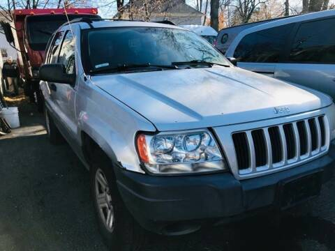 2004 Jeep Grand Cherokee for sale at Drive Deleon in Yonkers NY