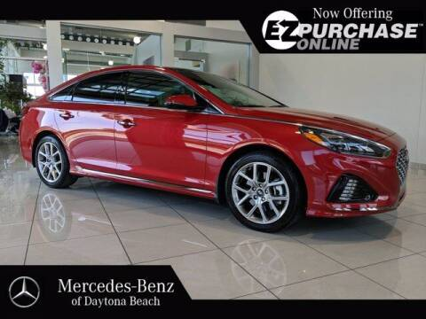 2019 Hyundai Sonata for sale at Mercedes-Benz of Daytona Beach in Daytona Beach FL