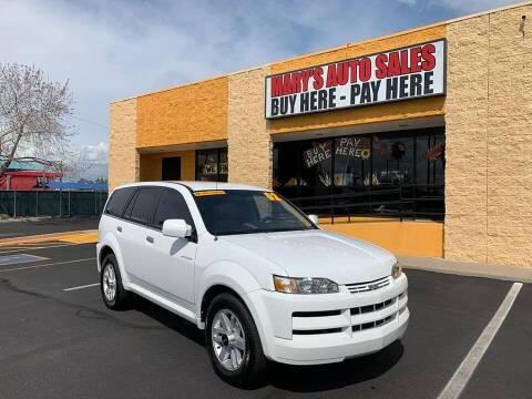 2002 Isuzu Axiom for sale at Marys Auto Sales in Phoenix AZ