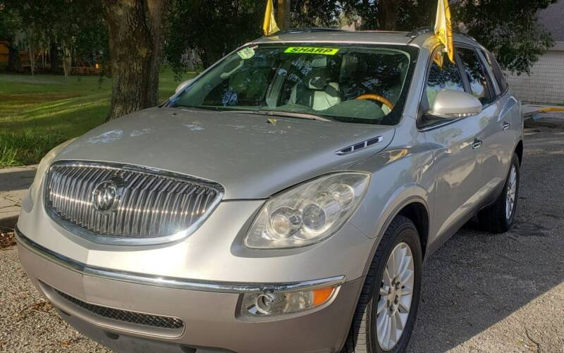 2010 Buick Enclave for sale at The Auto Adoption Center in Tampa FL