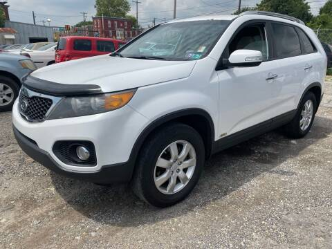 2011 Kia Sorento for sale at Philadelphia Public Auto Auction in Philadelphia PA