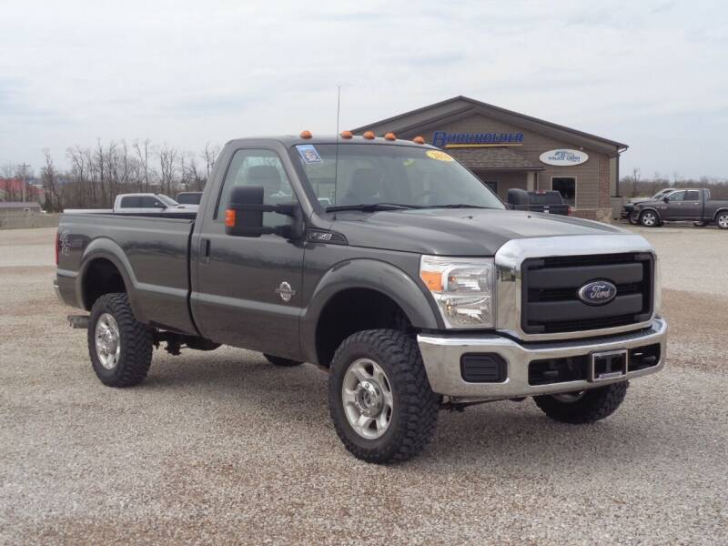 2016 Ford F-250 Super Duty for sale at Burkholder Truck Sales LLC (Versailles) in Versailles MO