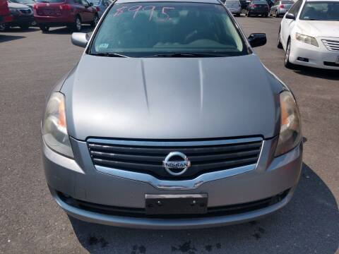 2007 Nissan Altima for sale at A J Auto Sales in Fall River MA
