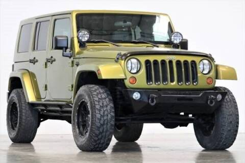 2008 Jeep Wrangler Unlimited for sale at MS Motors in Portland OR