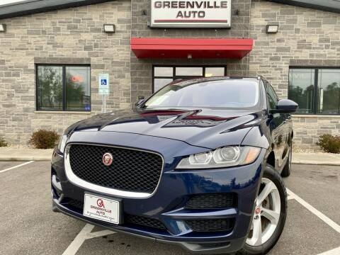 2017 Jaguar F-PACE for sale at GREENVILLE AUTO in Greenville WI