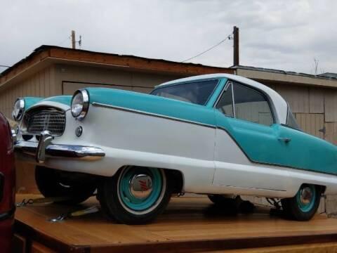 1961 Nash Metropoiltan for sale at Classic Car Deals in Cadillac MI