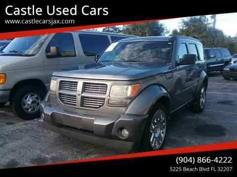 2011 Dodge Nitro for sale at Castle Used Cars in Jacksonville FL
