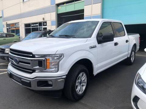 2018 Ford F-150 for sale at Best Auto Group in Chantilly VA