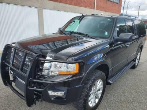 2017 Ford Expedition EL for sale at Atlanta's Best Auto Brokers in Marietta GA