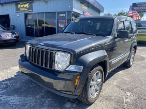 2011 Jeep Liberty for sale at CAR VIPS ORLANDO LLC in Orlando FL