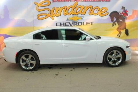2016 Dodge Charger for sale at Sundance Chevrolet in Grand Ledge MI