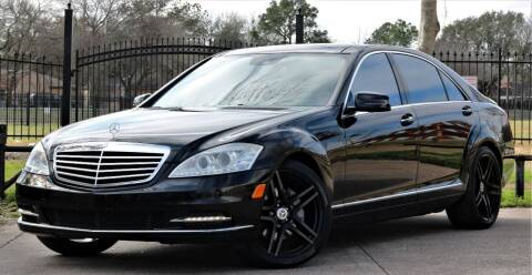 2011 Mercedes-Benz S-Class for sale at Texas Auto Corporation in Houston TX