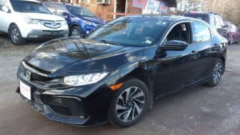 2017 Honda Civic for sale at Select Cars Of Thornburg in Fredericksburg VA