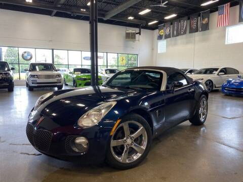 2007 Pontiac Solstice for sale at CarNova in Sterling Heights MI