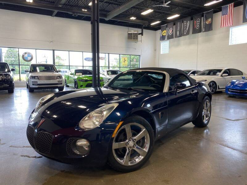 2007 Pontiac Solstice for sale in Sterling Heights, MI