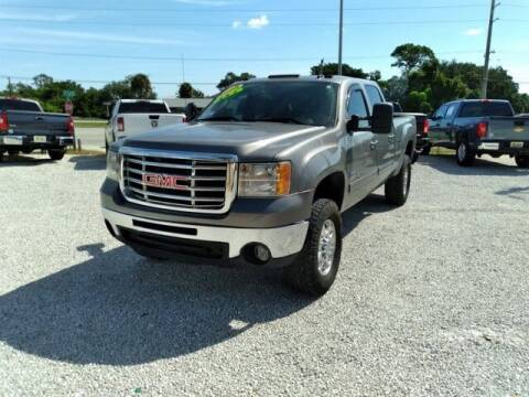 2008 GMC Sierra 2500HD for sale at Car Spot Of Central Florida in Melbourne FL