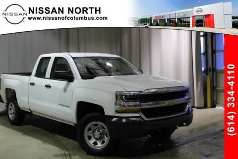 2018 Chevrolet Silverado 1500 for sale at Auto Center of Columbus in Columbus OH