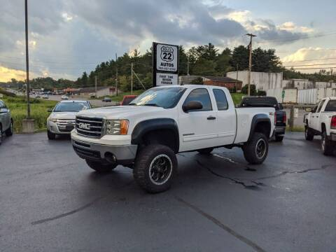 2012 GMC Sierra 1500 for sale at Route 22 Autos in Zanesville OH