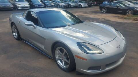 2007 Chevrolet Corvette for sale at GA Auto IMPORTS  LLC in Buford GA