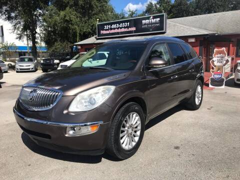 2008 Buick Enclave for sale at Prime Auto Solutions in Orlando FL