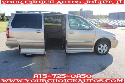 2005 Chevrolet Venture for sale at Your Choice Autos - Joliet in Joliet IL