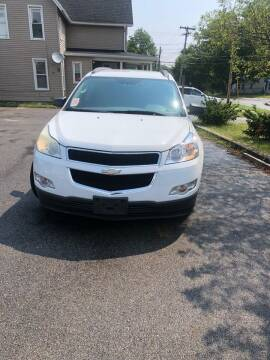 2009 Chevrolet Traverse for sale at Mike's Auto Sales in Rochester NY